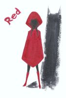 Red Riding Hood by MadnessXinsanity