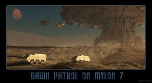 Dawn Patrol on Mylon 7 by thd777