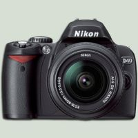 Nikon D40 Icon by Markus-Weldon