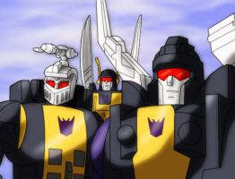 The Insecticons by NightyIcons