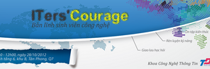 Banner: ITers' Courage Event by 2011991