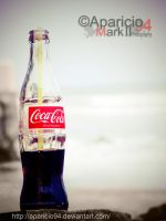 A day with a Coca Cola by Aparicio94
