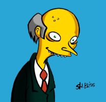Mr. Burns by Bliss-23