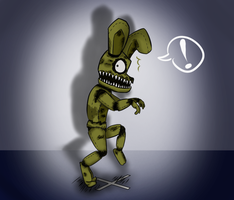 FNAF - Fun with Plushtrap by HyperionNova