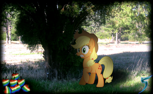 The Zap Apples are Coming O.O by TabbyDerp