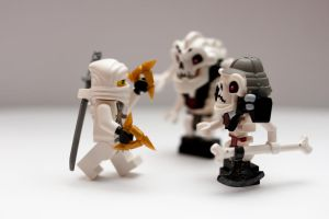 Project 365 - Day 35 - Combat by astralpilgrim