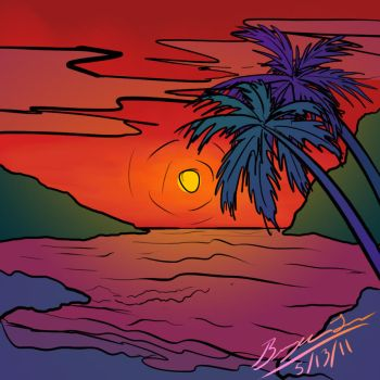 Oh Tropical by B-Lee