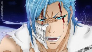 Grimmjow by naruble