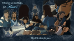Korraweek day 4, `Home` by Jessica3green