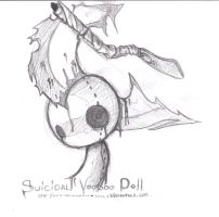 SUiCiDAL VOODOO DOLL - SD1 by suicidal-voodoo-doll
