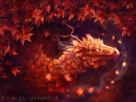 Breath of Autumn by Lhuin