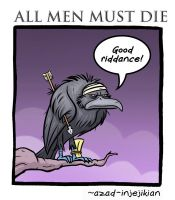 All Men Must Die 6 (of 6) - Game of Thrones by Azad-Injejikian