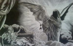 Angel of Death by LopezGdlp