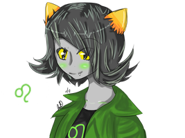 Nepeta by HurricaneDragon