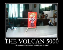 Volcan Demotivational by GarthTheDestroyer