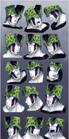 Cell - Expressions by yeomaria