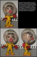 Custom Commission: Olimar by Wakeangel2001