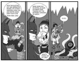 Batcave Stories 5 by Kittyotic