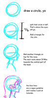 Simple Head Tutorial by Jexima