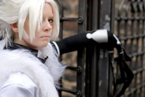 D.Gray-Man: Allen by dreamcatcher-hina