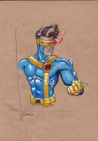 cyclops sketch by camillo1988
