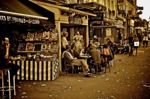 Autumn in Paris by Nile-Paparazzi