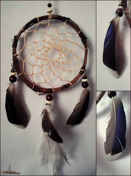Dreamcatcher by Kiulani