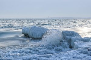Frozen Baltic Sea 6 by BVFoto