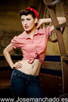 Natali - Pin up style by josemanchado