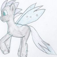 New oc: Crystal Wing by WoefulWriters