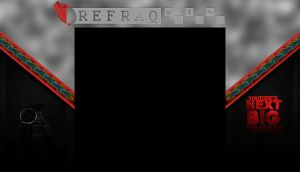 REFRAQ YouTube Background by Z-Designs