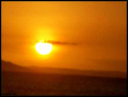 The Sun Setting by vanityAtTached31