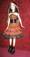 Halloween doll dress pic 2 by prettysewingmachine