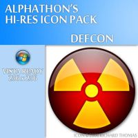 Defcon Icon by Alphathon