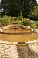 Chalice Well Pools 2 by FoxStox
