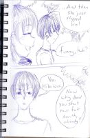 Shades Comic Sketch Parrot 1 by my-star-seeker