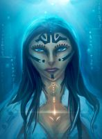 Syneiic Cybernetic. by hybridgothica