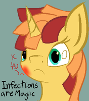 Infections are magic by Digital-Quill-Studio