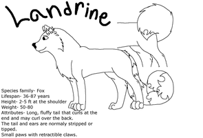 Landrine Species reference by Zacaria-Lain