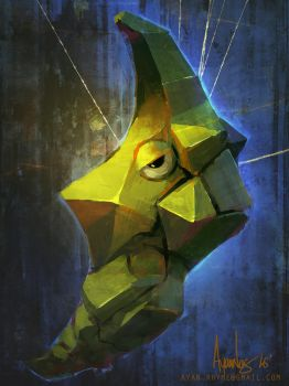 Metapod!!! by crazypalette