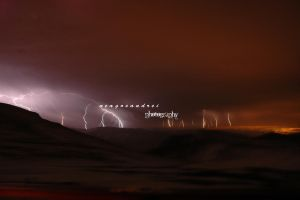 Electric Storm by yangdy