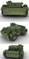 Military Vehicle Texture 2 by garetth