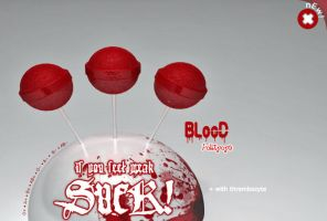 Blood Lollipops by AlperEsin
