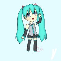AT: Miku Hatsune by shy-luh