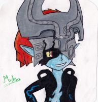 Midna 1 by LeahLevi