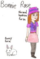 Saban's Big Cute Insectborgs - Bonnie Rose by Magic-Kristina-KW