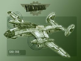 SXB-266 by TheXHS