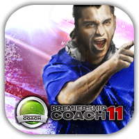 Premiership Coach 11 Game Icon by Wolfangraul