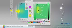 Tip#34: Quick color mixing in Photoshop by Anastasiy