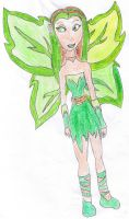 Illusen the forest faerie by theneopetmaster